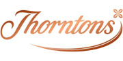 Thorntons, finest chocolates, gifts and personalised chocolate and toffees for worldwide delivery.
